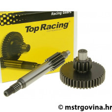 Getriba kit Top Racing +21% 13/43 za 13 zubi pomoćna osovina