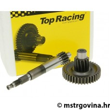Getriba kit Top Racing +18% 13/39 za glavnu osovinu sa ležajem