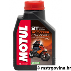 MOTUL Scooter Power 2T - 1L