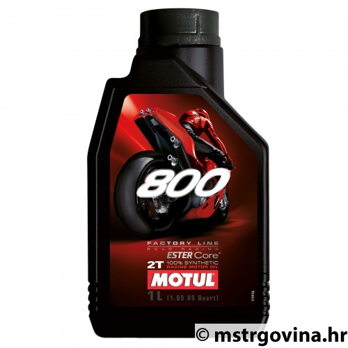 MOTUL 800 2T FL Road Racing - 1L