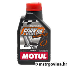 MOTUL Fork Oil very light Factory Line - 2.5W - 1L