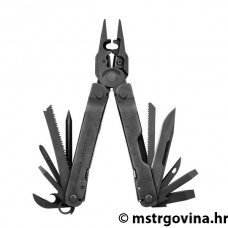 Leatherman Super Tool 300 - crni