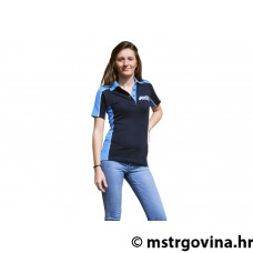 POLO S. 2-COLOUR BLUE/L.BLUE WOMAN