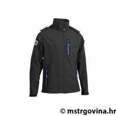 SOFTSHELL JACKET crna/i