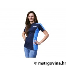 Majica RACE TEAM POLINI plava/i WOMAN