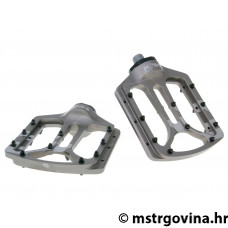 N8tive pedala NOAX cold forged - siva