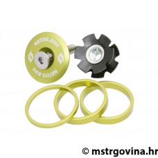 N8tive distancer kit sa headset cap - zelena
