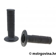 Gumene ručke volana set Domino Cross / Enduro Black