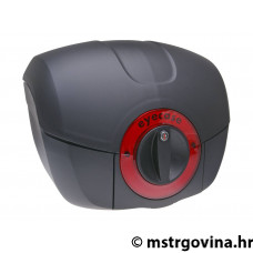 Top Case / top box Eyecase crna/i 32L