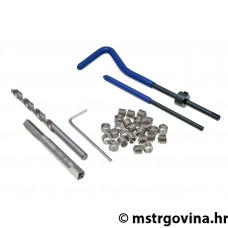 Navoj repair kit Silverline M6x1.0mm