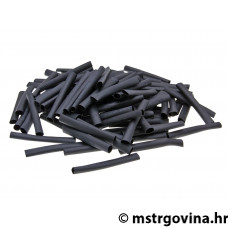 Shrink tubing 3x40mm - 100 kom