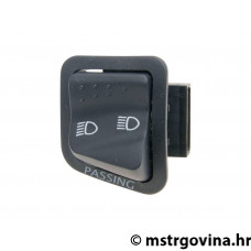Light switch high / low beam za Aprilia, Derbi, Gilera, Piaggio