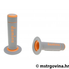 Ručke volana set Domino A020 off-road grey-orange