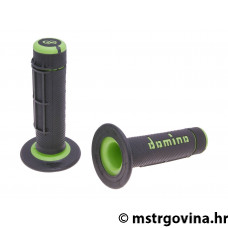 Ručke volana set Domino A020 off-road black-green