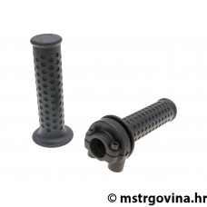 Throttle kit sa closed end grips za Piaggio Fly, Quartz, Skipper, ZIP, Vespa LX, Gilera Stalker