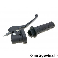 Throttle ručke fitting sa ručka kočnice za Piaggio NRG MC2, Typhoon, TPH