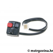 Lijevi switch assy za Rieju SMX, MRX, RR, RS2, Spike