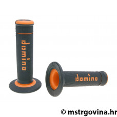 Ručke volana set Domino A190 off-roadblack-orange