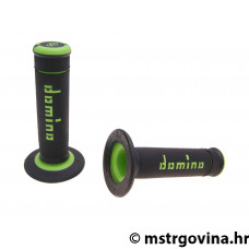 Ručke volana set Domino A190 off-road black-green