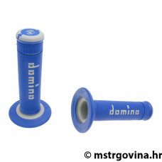 Ručke volana set Domino A190 off-road blue-grey