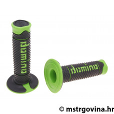 Ručke volana set Domino A260 off-road black-green