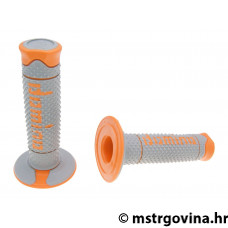 Ručke volana set Domino A260 off-road grey-orange