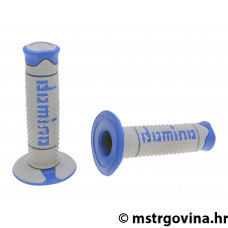 Ručke volana set Domino A260 off-road grey-blue