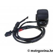 Desni switch assy E-start za Vespa LXV 50 2-t
