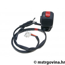 Switch assembly E-start stop za Vespa GTV 125