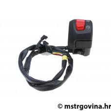 Switch assembly E-start stop za Suzuki Burgman 125, 150