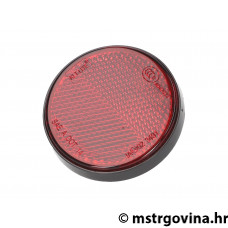 Reflector round 55mm crvena/i color, screwable