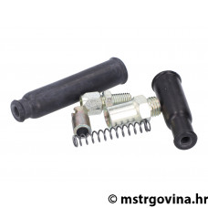 Čok conversion kit Dellorto knob čok do bowden cable za SHBC karburator