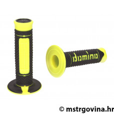 Ručke volana set Domino A260 off-road crna/i / neon-yellow