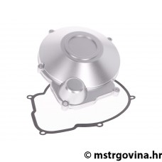 Agregat ignition poklopac / alternator poklopac silver-grey za Minarelli AM6