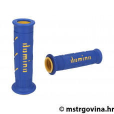 Ručke volana set Domino A250 on-road plava/i / žuta/i open end grips