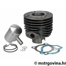AC cilindar kit za Puch MV/MS50 40mm liner i 12mm bolcna