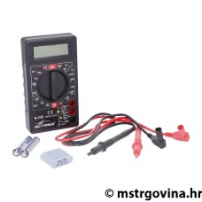 Circuit analyser / multimeter digitalni MC POWER M-330D crna/i