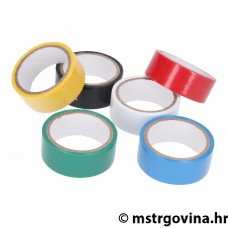 Electrical tape 19mmx2.5m 6-pcs.