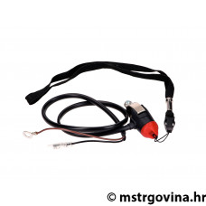 Kill switch / kill button magnetni za volan mounting