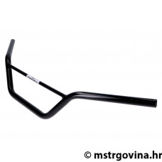 Volan Tommaselli high bend off-road 855mm / 22mm - crna/i