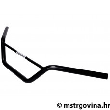 Volan Tommaselli high bend off-road 850mm / 22mm - crna/i