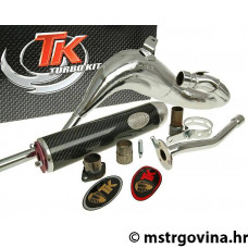 Auspuh Turbo Kit Bufanda Carreras 80 za Rieju RR