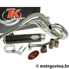 Auspuh Turbo Kit Bufanda Carreras 80 za Beta RR50 (-02)