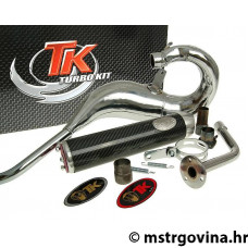 Auspuh Turbo Kit Bufanda Carreras 80 za Beta RR50 (03-)