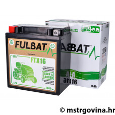 Battery Fulbat FTX16 GEL
