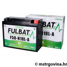 Battery Fulbat F50-N18L-A GEL (12N18-3A)
