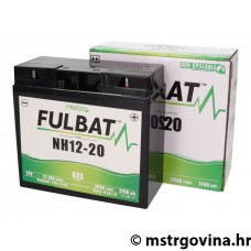 Battery Fulbat NH12-20, NH12-18 GEL