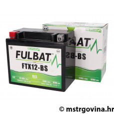 Battery Fulbat FTX12-BS GEL