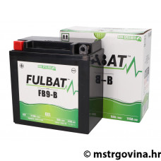 Battery Fulbat FB9-B GEL
