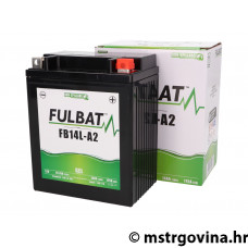 Battery Fulbat FB14L-A2 GEL